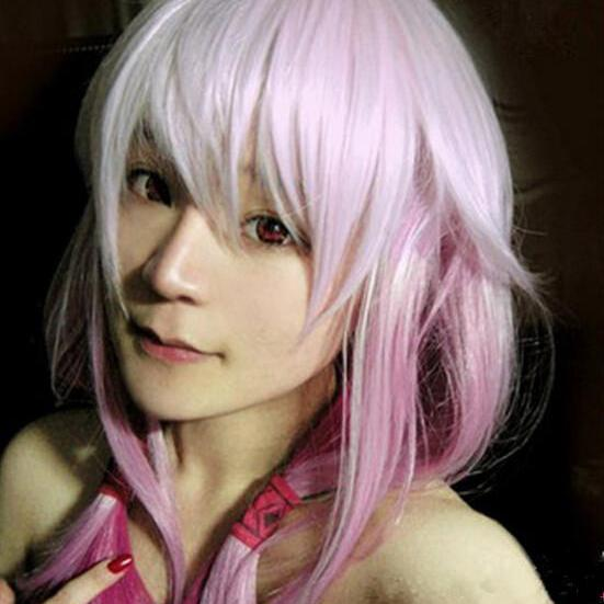 Guilty Crown Inori Yuzurih..